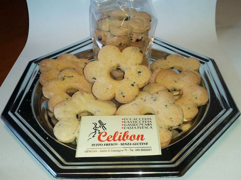 Alimenti senza glutine Genova Celibon