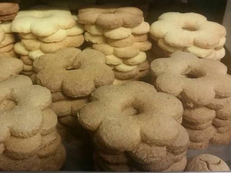 Alimenti senza glutine Genova I biscotti