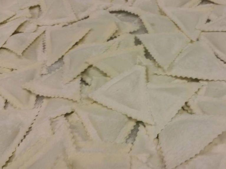 Pasta ripiena gluten free